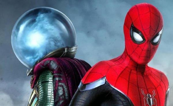 Spider-Man - Lejos de Casa - 2019