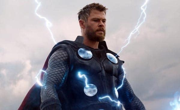 Thor - Amor y Trueno - 2021