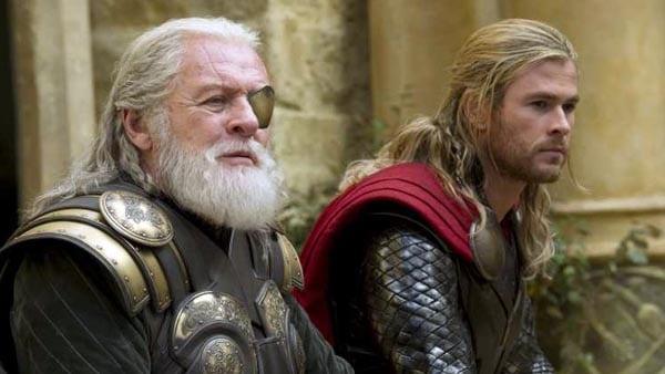 Thor Un Mundo Oscuro - 2013