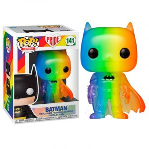 Funko Pop! Batman Rainbow (Pride 2020)
