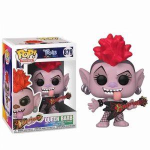 Funko Pop! Queen Barb [Trolls]
