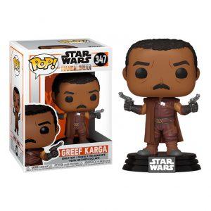 Funko Pop! Greef Karga [Star Wars Mandalorian]