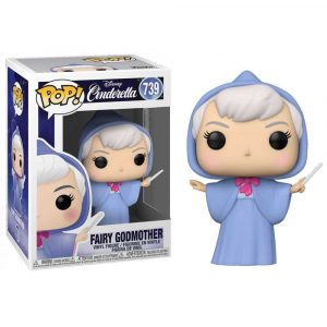 Funko Pop! Hada Madrina (Cenicienta)
