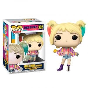 Funko Pop! Harley Quinn Caution Tape (Birds of Prey)