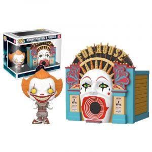 Funko Pop! Pennywise Demoníaco (Con Funhouse) (IT 2)