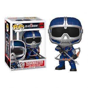 Funko Pop! Taskmaster (Con Arco) [Viuda Negra]