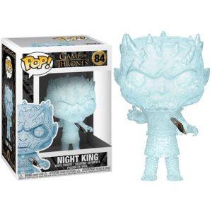 Funko Pop! Crystal Night King (Con daga en el cofre) (Juego de Tronos)
