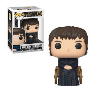 Funko Pop! King Bran The Broken (Juego de Tronos)