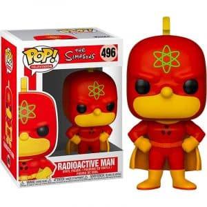 Funko Pop! Radioactive Man (Los Simpsons)