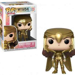Funko Pop! Wonder Woman Golden Armor [Wonder Woman]