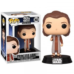Funko Pop! Princess Leia [Star Wars]
