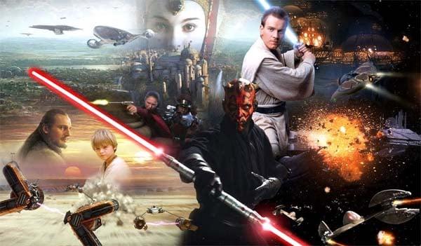 Star Wars Episodio 1 - La Amenaza Fantasma
