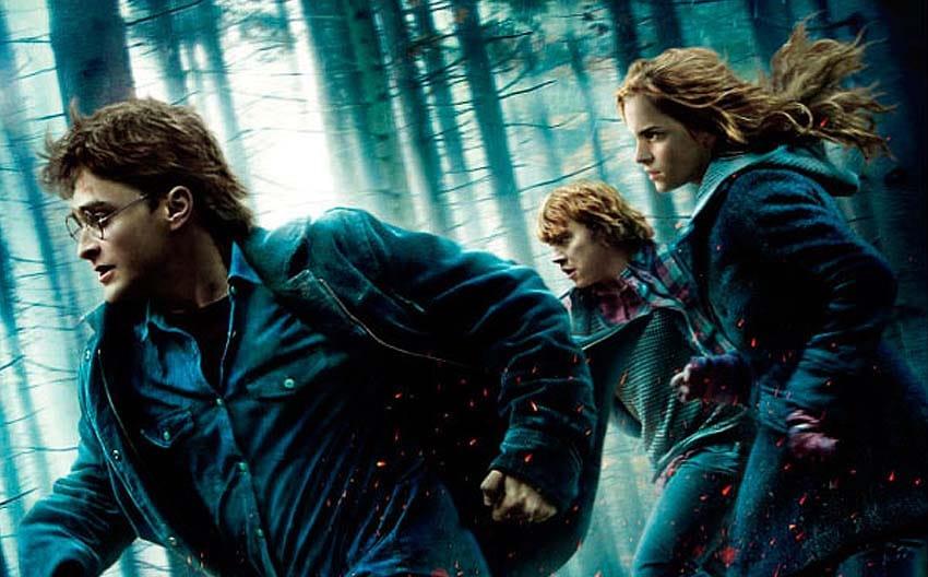 Harry Potter y las Reliquias de la Muerte (Parte I)
