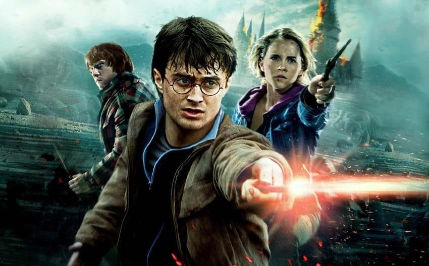 Harry Potter y las Reliquias de la Muerte (Parte II)