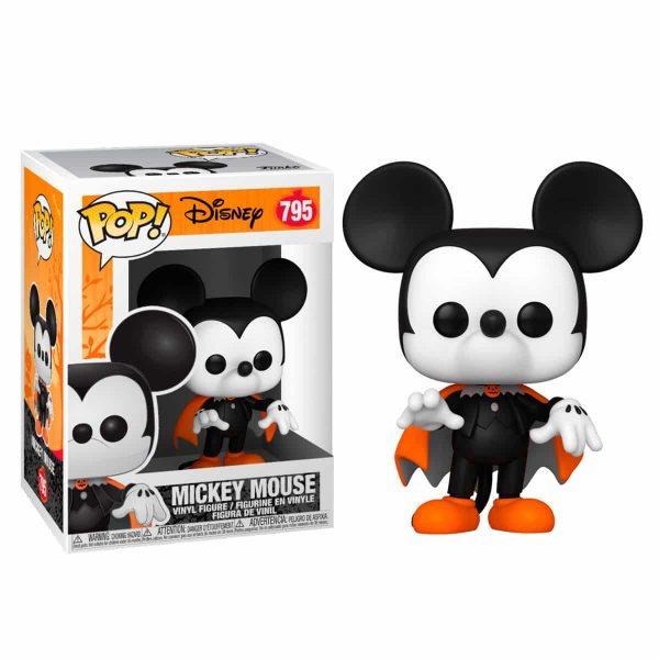Figura POP Disney Halloween Spooky Mickey