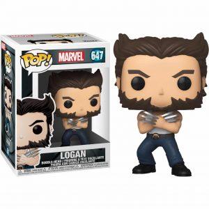 Funko Pop! Logan (X-Men 20th)