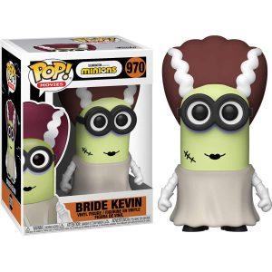 Funko Pop! Bride Kevin [Minions]