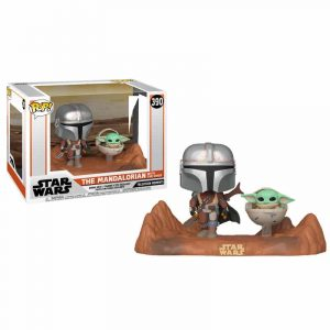 Funko Pop! The Mandalorian With the Child [Star Wars Mandalorian]