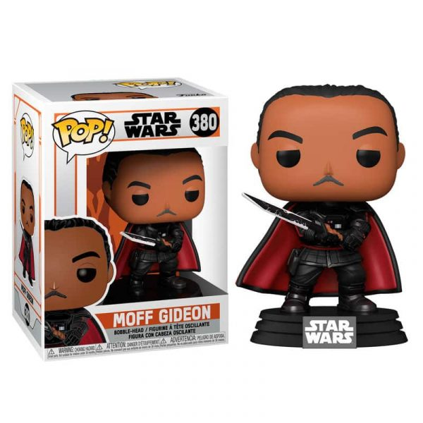 Figura POP Star Wars Mandalorian Moff Gideon