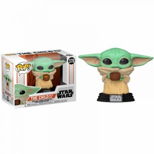Funko Pop! The Child with Cup (Star Wars Mandalorian)