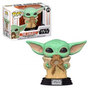 Funko Pop! The Child with Frog (The Mandalorian)