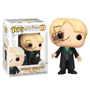 Funko Pop! Draco Malfoy (Con Araña) [Harry Potter]