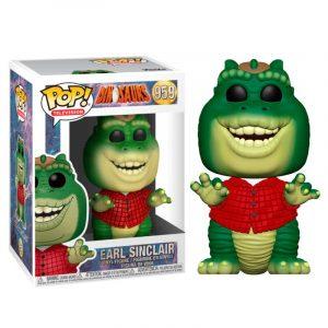 Funko Pop! Earl Sinclair (Dinosaurios)