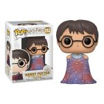 Funko Pop! Harry (Con Capa Invisible) [Harry Potter]