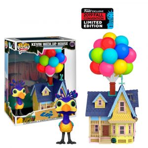 Funko Pop! Kevin With Up House [UP]