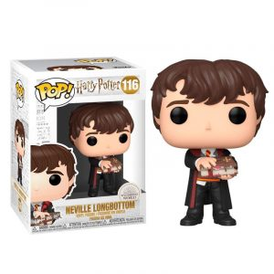 Funko Pop! Neville Longbottom (Monster Book) [Harry Potter]