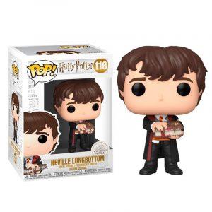 Funko Pop! Neville Longbottom (Monster Book) (Harry Potter)
