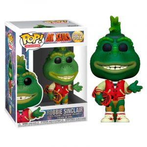 Funko Pop! Robbie Sinclair [Dinosaurios]