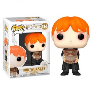 Funko Pop! Ron Weasley (Sick) (Harry Potter)