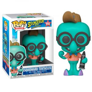 Funko Pop! Squidward Tentacles [Bob Esponja]