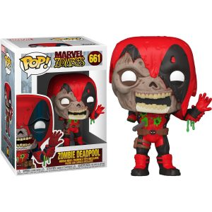 Funko Pop! Zombie Deadpool [Marvel Zombies]