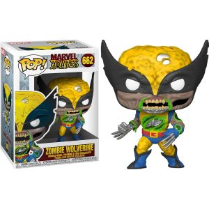 Funko Pop! Zombie Wolverine [Marvel Zombies]