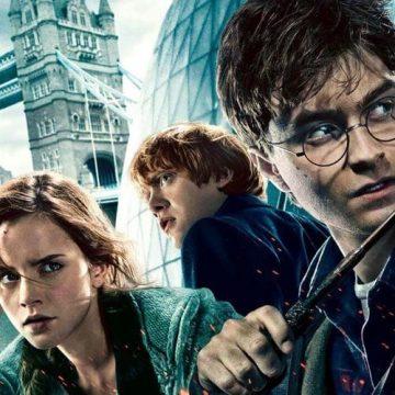 Orden para ver las películas de Harry Potter