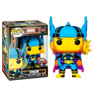 Funko Pop! Thor (Marvel Black Light)