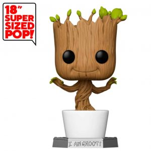 Funko Pop! Dancing Groot 18″ (45cm) (Guardianes de la Galaxia)