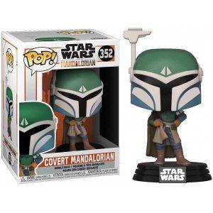 Funko Pop! Covert Mandalorian [Star Wars Mandalorian]