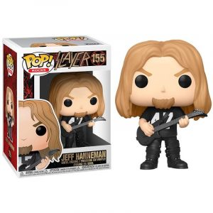 Funko Pop! Jeff Hanneman [Slayer]