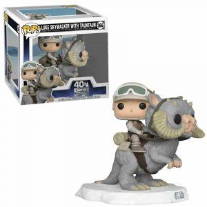Funko Pop! Luke Skywalker (Con Tauntaun) [Star Wars]