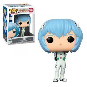 Funko Pop! Rei Ayanami (Evangelion)