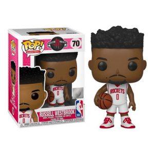 Funko Pop! Russell Westbrook [NBA Rockets]