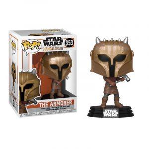 Funko Pop! The Armorer [Star Wars Mandalorian]