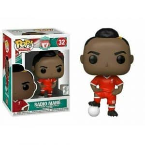 Funko Pop! Sadio Mané (Liverpool)