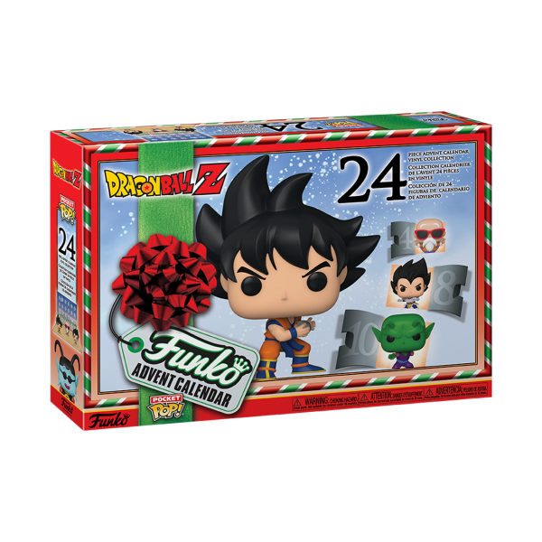 Calendario Adviento Dragon Ball Z