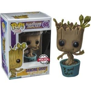 Funko Pop! Dancing Groot Exclusivo [Guardianes de la Galaxia]