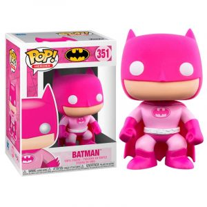 Funko Pop! Batman (Breast Cancer Awareness)