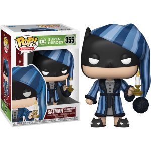 Funko Pop! Batman as Ebenezer Scrooge [DC Comics Holiday]